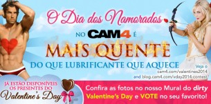 Agendamento de Shows do Valentine´s Day