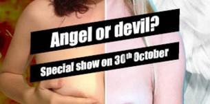 Anjo ou Demonio? Especial Foxy_C e DesireV!