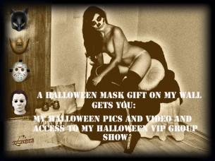 Video de Halloween da Chemical Girl
