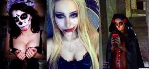 Vencedores do Concurso Freaky Halloween