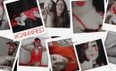 Nós amamos Vermelho- Veja as fotos do Cam4red