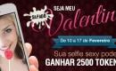 Valentine's Day no CAM4: Mais Prêmios do que Nunca!