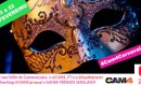 Vencedores do Concurso de Selfies de Carnaval no Cam4