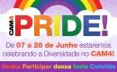 CAM4 Gay Pride 2015