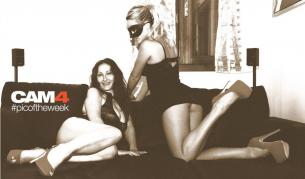 As Camgirls Italianas Sex Victoria and LadyMy na Cam Juntas!
