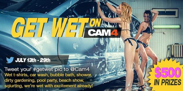 Veja as vencedoras do Concurso Get Wet