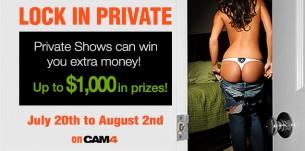 Participe do Concurso de Shows privados e Ganhe $1000 em prêmios