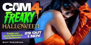 Concurso Show em Grupo Freaky Halloween (ganhadores)
