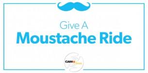 Sem Bigode? Suporte Movember com os Presentes do CAM4