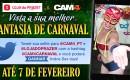 O Cam4 e a Loja de Prazer vão lhe dar R$600 em Sexy Toys nesse Carnaval