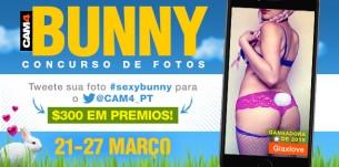 Mande sua selfie de Pascoa e ganhe até 300 em Prêmios
