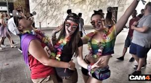 CAM4 na LA Pride