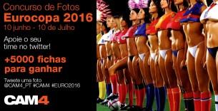 Ganhadores do Concurso de fotos Euro2016