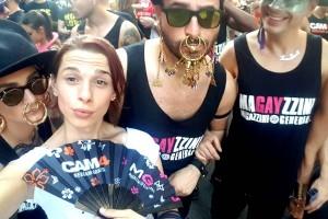 Pride Milão x CAM4