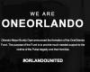 Você levantou US$ 3.100 para apoiar OneOrlando