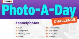 Desafio Cam4photos de Agosto