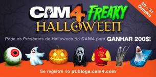 Concurso de Presentes de Halloween – 20 a 31 de Outubro