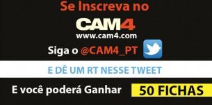 Ganhador Concurso Twitter 50 Fichas Grátis