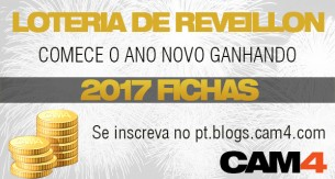 Loteria de Réveillon -Comece o ano novo com 2017 fichas para gastar – Ganhador