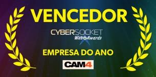 CAM4 Ganha o Prêmio Empresa do Ano