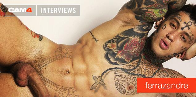 Tatuado, e único em seu tipo: uma entrevista com FERRAZANDRE modelo brasileiro