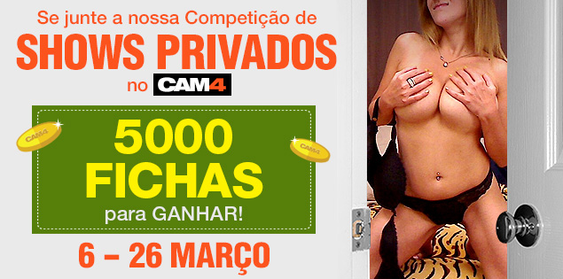 Ganhadoras Concurso Shows Privados