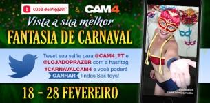 Ganhadores Melhores Fotos de Carnaval- CAM4 e Loja do Prazer