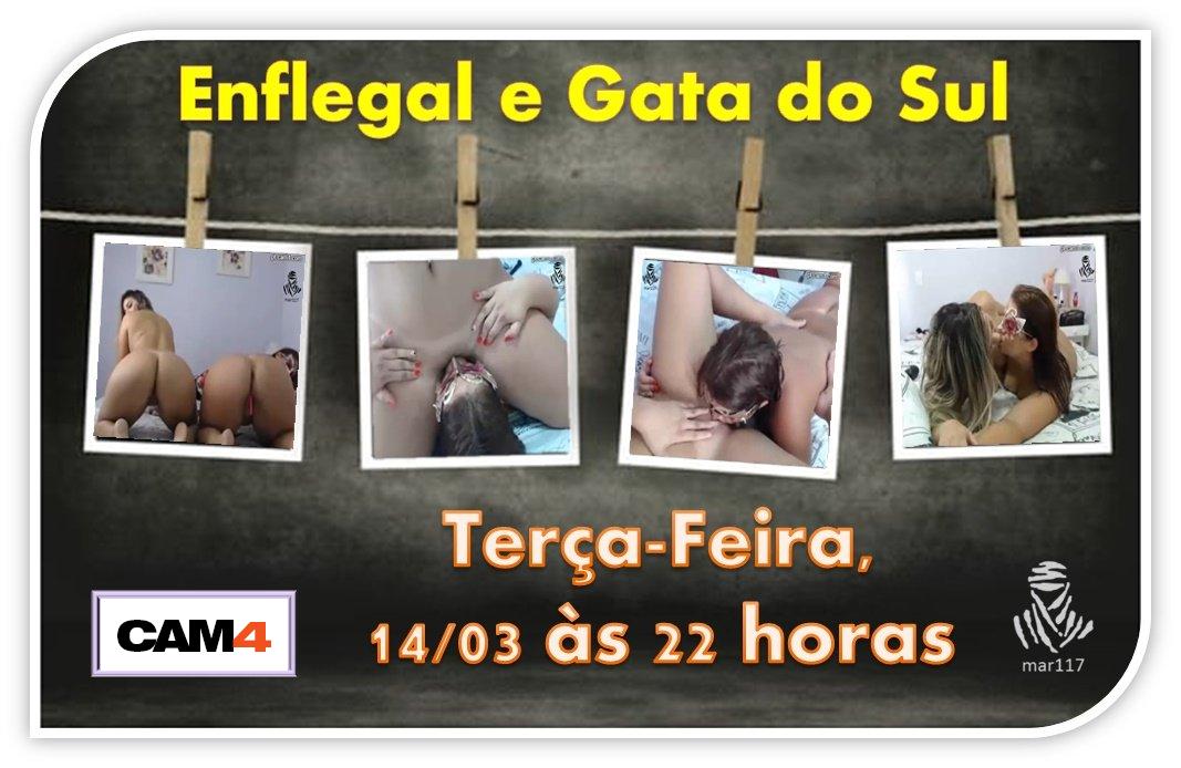 Show Lésbico Especial da Enflegal e Gatadosul2