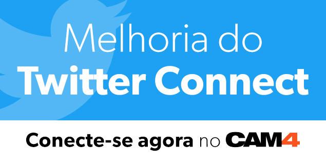 Twitter Connect está melhor do que nunca! Veja as novas vantagens Aqui