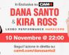 Show Lésbico xxx com Dana Santo & Kira Ross, Sexta 10 de Novembro no CAM4!