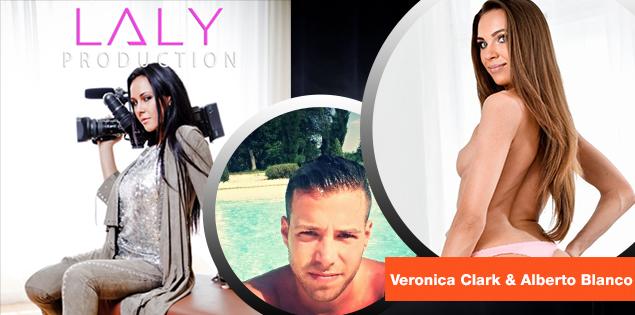 Filmagem XXX Produzida por Laly : Segunda-feira, 20 de novembro com Veronica Clark e Alberto Blanco