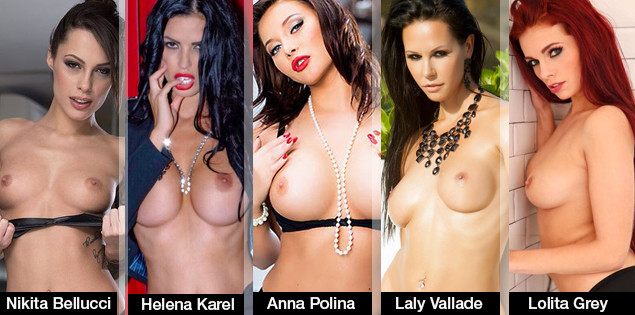 Calendário de shows ao vivo das pornstars do CAM4