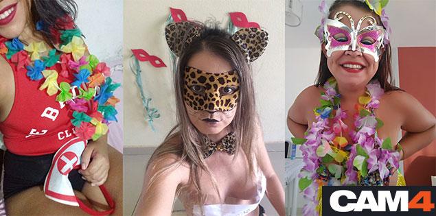 Qual foi o seu melhor sexo de Carnaval?