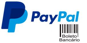 Como Comprar Fichas/Tokens do CAM4 com Boleto através do Paypal