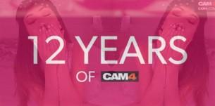 O Vídeo de Aniversário Sexy do CAM4 Chegou!