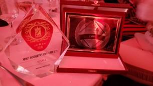 CAM4 leva para casa novos prêmios na Romênia!