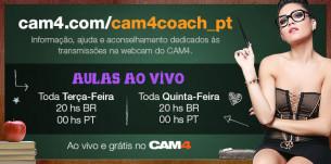 Calendário Mensal de Treinamento gratuito para Modelos de Webcam – Junho